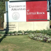 Photo taken at University of Arkansas at Little Rock by Hurry🆙 on 4/12/2013