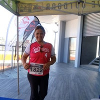 Photo taken at run42 by Claudia M. on 1/11/2018