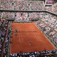 Photo prise au Stade Roland Garros par Mr.Blum le6/5/2013