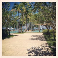 Photo taken at Anvaya Cove Beach & Nature Club by Ely A. on 7/28/2013