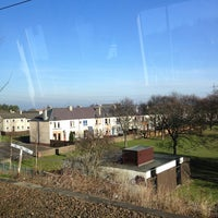 Photo taken at Newcraighall Railway Station (NEW) by James W. on 2/18/2013