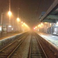 Photo taken at Peterborough Railway Station (PBO) by James W. on 1/16/2013