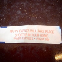 Photo taken at Panda Express by Shamondo S. on 7/31/2015