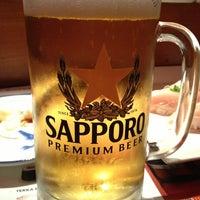 Photo taken at Sushi Saurus by Desiree V. on 1/10/2013