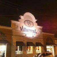 Photo taken at Villarreal Supermercados by Patrick S. on 2/1/2013