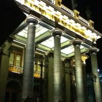 1/13/2013 tarihinde Jazmín L.ziyaretçi tarafından Teatro Juárez'de çekilen fotoğraf