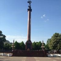 Снимок сделан в Трубная площадь пользователем Наталья Б. 5/19/2013