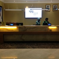 Photo taken at Four Points by Sheraton Lagos by Madey T. on 2/22/2013