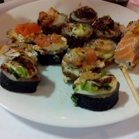 Photo taken at A3 Sushi by Wilker L. on 6/13/2013