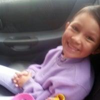 Photo taken at Kinder Guiselle Gonzalez by Melissa P. on 4/2/2013