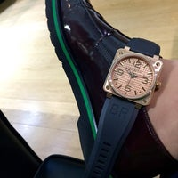 Photo taken at Bell&Ross by Sandra on 11/10/2014