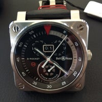 Photo taken at Bell&Ross by Sandra on 7/1/2014