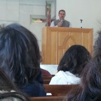 Photo taken at Evangelical Free Church by Zina. A. on 2/9/2013