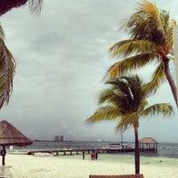 Photo taken at Playa Langosta by Roberto C. on 7/16/2013