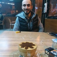 Photo taken at Cafe Alize by Badettin Y. on 1/8/2018