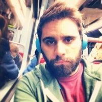 Photo taken at Metro Chelas [VM] by Gabriel S. on 3/9/2014