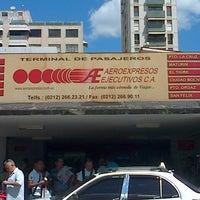 Photo taken at Aeroexpresos Ejecutivos by Eve D. on 2/2/2013