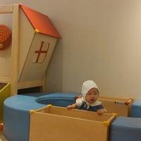 Photo taken at Petit 5 by jiyun k. on 8/26/2014