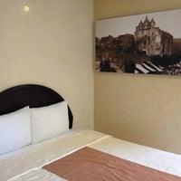 Photo taken at Hotel Santa Cecilia by Carlos A. on 3/17/2013