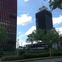 Photo taken at Deutschlandfunk Funkhaus Köln by Oliver B. on 6/6/2013
