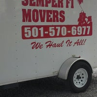 Photo taken at Semper Fi Movers LLC by SemperFi M. on 8/8/2013