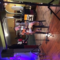 Photo taken at Paulucci's Italia Coffee House by Hannah G. on 9/27/2014