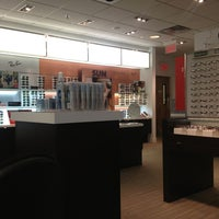 Photo taken at LensCrafters by Benjamin S. on 3/16/2013