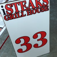 Photo taken at iSTEAKS Diner by Leah F. on 6/15/2014