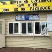Photo taken at The Newfound Creamery by Derek B. on 7/13/2013