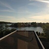 Photo taken at Hotelli Aquarius by Pavel on 5/27/2013