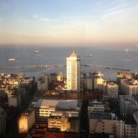 2/12/2013 tarihinde Sefer Ö.ziyaretçi tarafından Hilton İzmir'de çekilen fotoğraf