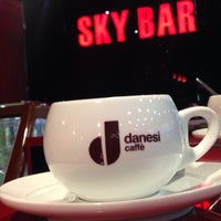 Photo taken at Sky Bar by Александр П. on 1/24/2015