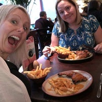Photo taken at Nando's by Jodie T. on 3/27/2017