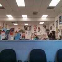 Photo taken at Fields Good Barber And Beauty Shop by Ray L. on 4/13/2013