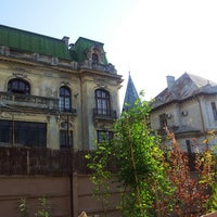 Photo taken at Ceai la Vlaicu by Razvan P. on 4/27/2013