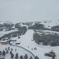 Photo taken at Polat Erzurum Resort Hotel by Doğa S. on 3/18/2013