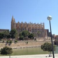 Photo taken at Palacio Real de La Almudaina by Наталья А. on 7/25/2013
