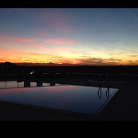 Photo taken at Scottsdale Waterfront Pool by Ryan S. on 3/15/2013