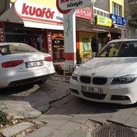 Photo taken at Hüseyin Erkek Kuaförü Emek by Adem D. on 2/21/2013