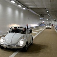 Photo taken at A22 Schönthal Tunnel by fabian e. on 12/15/2013