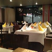 Photo taken at Restaurant Pizzeria Freidorf by fabian e. on 2/5/2013
