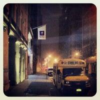 Photo taken at NYU 726 Broadway Building by Calvin K. on 1/30/2013
