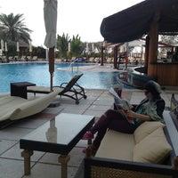 1/13/2013 tarihinde Katrin S.ziyaretçi tarafından Hilton Dubai Jumeirah'de çekilen fotoğraf