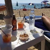 Photo taken at Baracuda Beach Bar by Rado S. on 8/18/2016