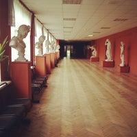 Photo taken at Санкт-петербургский государственный академический художественный лицей им. Б.В. Иогансона by Vika Y. on 5/23/2013