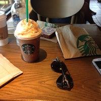 Photo taken at Starbucks by Alshammeri' on 5/28/2013