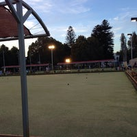 Photo taken at Claremont Bowling Club by Bry B. on 3/7/2014
