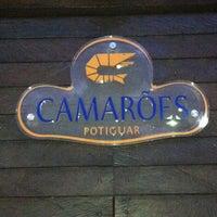 Foto tirada no(a) Camarões Potiguar por Sérgio L. em 1/12/2013