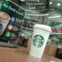 Photo taken at Starbucks by Настя Г. on 2/10/2013