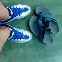 Photo taken at 99 Badminton Court by Abdullah R. on 1/17/2013